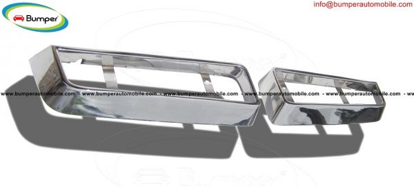 Maserati Bora Grill (1971-1978) by stainless steel