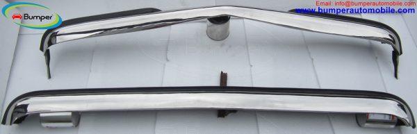Volkswagen Beetle Split bumper (1930 – 1956)