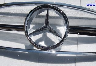 Mercedes W190SL Grill (1955-1963) by stainless steel