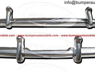 Rolls Royce Silver Cloud bumper (1955-1958) by stainless steel