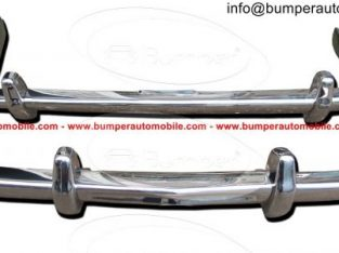 Rolls Royce Silver Shadow bumper (1965-1977) by stainless steel