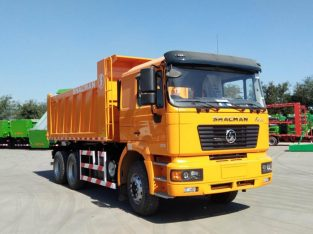 Shacman new man truck SX3255DR384