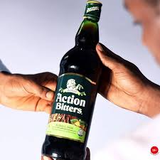 ACTION BITTERS 37.5CL – Drink responsibly, 18+ only