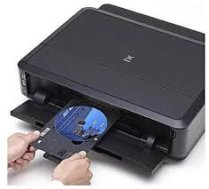 Canon PIXMA IP7240 ID Card/CD, Photo/Document Wireless Printer