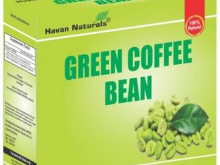 HAVAN NATURALS GREEN COFFEE BEAN