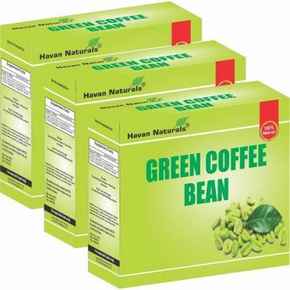 HAVAN NATURALS GREEN COFFEE BEAN