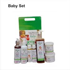 Avila Baby Body And Hair Care