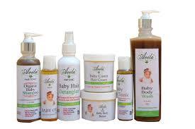 Avila Baby Body And Hair Care