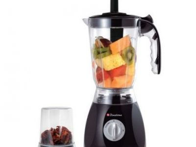 Binatone Blender, Grinder With Stirring Stick- Black
