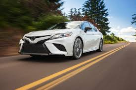 Toyota Camry (Muscle) 2018