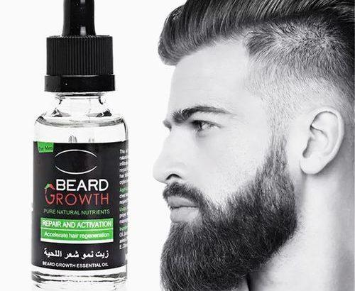 Beard Growth Instant Beard Growth Natural Oil