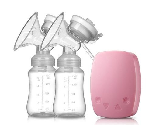 High Suction Electric Intelligent Breast Pump Massage