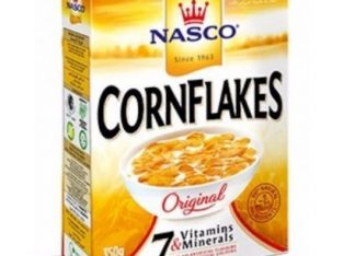 Nasco Cornflakes (350g) X2Packs