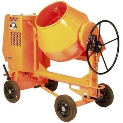 Altrad Belle Premier 100XT Concrete Mixer (230V) – Machine Mart – Machine Mart