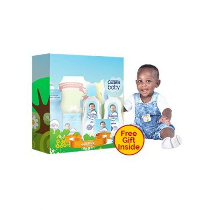 Cussons Baby Gift Pack – Mild And Gentle