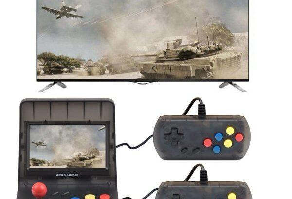 Retro Arcade Mini Handheld Game Console, Classic Video Games