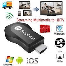 Anycast Chromecast Digital HDMI Streamer Wifi Display Receiver TV Dongle