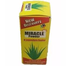 Miracle Miracle Powder (Fast Action Skin Healing Powder)