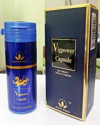 Green World Vigpower Capsule (For Treatment Of Poor Sexual Perfomance)