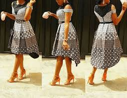 Ankara ladies style
