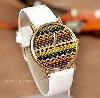 Female Ankara Wrist Watch Design – Multi
