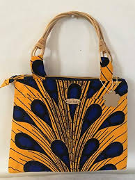 Ankara Ladies Handbag