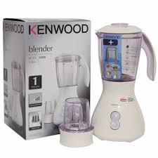 Kenwood 1Litre Blender – BL335 350 Watts Motor 1 Goblet And 1 Mill