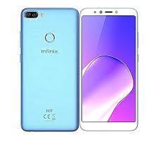 Infinix Hot 6 (X606) 6-Inch HD+ (2GB RAM, 16GB ROM) Android 8 Oreo, 13MP + 5MP Dual Sim Smartphone