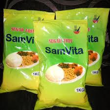 Samvita Samvita Sugar Free Samvita-1kgx5pcs