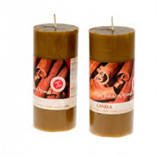 Cinnamon Tube Scented Candles 400g