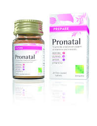 Ginsana Pronatal Pregnancy Supplement