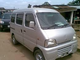 suzuki mini bus 2005 model