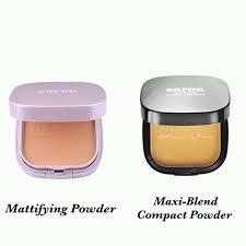 Zaron Mattifying Compact Powder – ZZ35