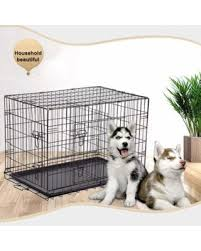 Fully Equipped Durable Dog & Cat Cage