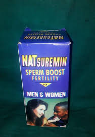Natsuremin SPERM BOOSTER FERTILITY FOR MEN & WOMEN