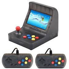 Retro Arcade Mini Handheld Game Console, Classic Video Games