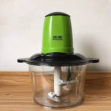 Multifunctional Food Processor And Yam Pounder (4 Blades)
