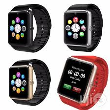 Smart Watch Smart Watch Single Sim , Bluetooth, Memory Card Slot & Camera For Android