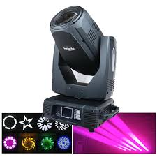 Professional Stage Lighting and effect Equipment package for rent