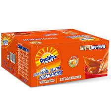 Ovaltine Chocolate Tea Tin 400G X12 (1Carton)