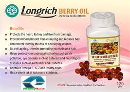 Longrich products – Longrich Berry Oil Soft Capsule