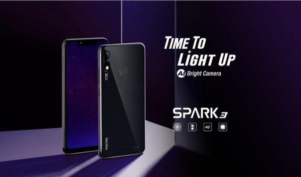 Tecno Spark 3 – Tecno Spark 3 price in Nigeria