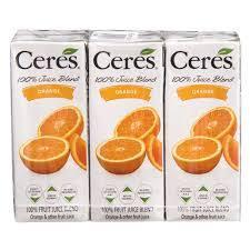 Ceres 100% Fruit Juice – 12 pack