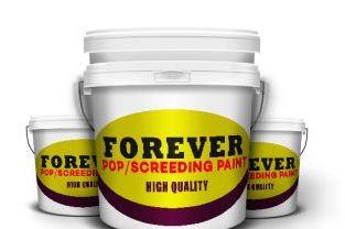 Forever POP/Screeding Paint