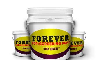 Forever POP/Screeding Paint
