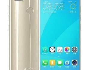 Gionee F6 5.7-inch (3GB, 32GB ROM) Android 7.1 Nougat, (13MP + 2MP) + 8MP, Dual Sim 4G LTE Smartphon