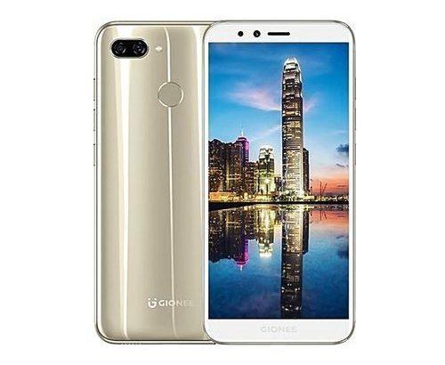 Gionee F6 5.7-inch (3GB, 32GB ROM) Android 7.1 Nougat, (13MP + 2MP) + 8MP, Dual Sim 4G LTE Smartphon