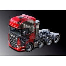 Scania Truck Head