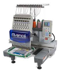 Avance Monogram Machine