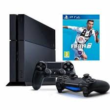Sony PS4 Pro 1tb Console + GTA 5 + Extra Controller